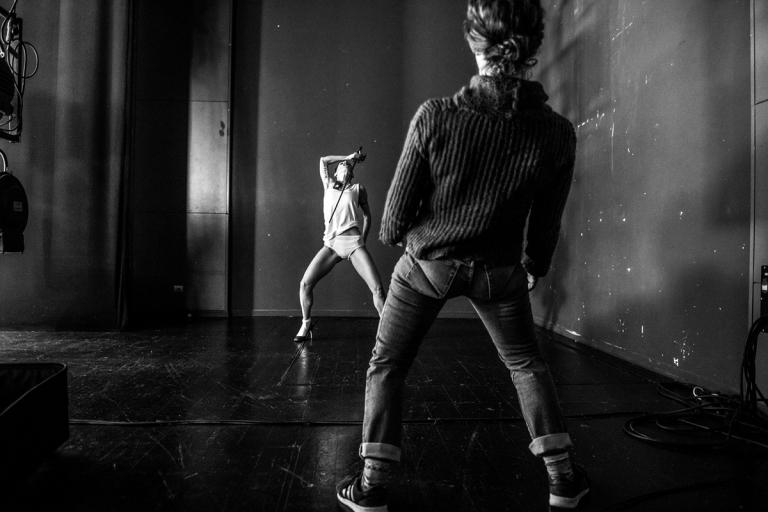 O KOSMOS backstage photo by © Karol Jarek (1)