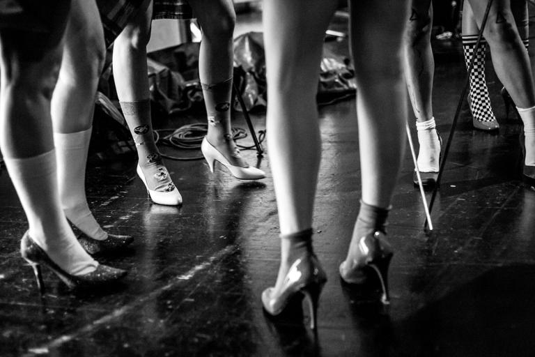 O KOSMOS backstage photo by © Karol Jarek (33)